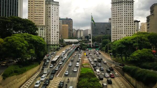 Sao Paolo, Brasil - Sputnik Mundo