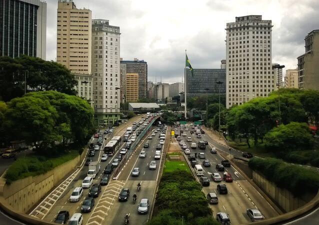 Sao Paolo, Brasil