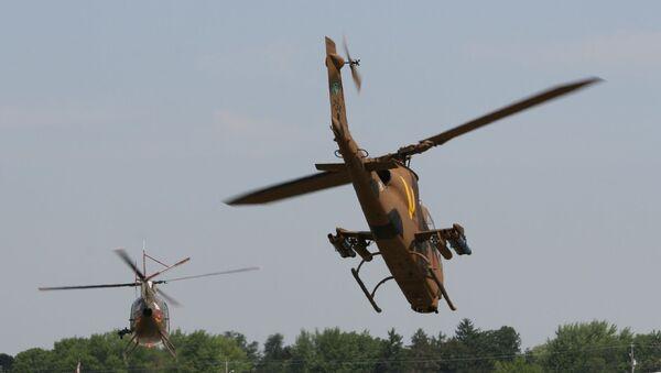 Bell AH1 Cobra (imagen referencial) - Sputnik Mundo