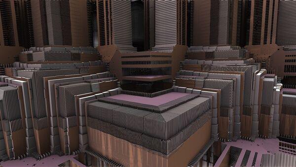 Una arquitectura cuántica (imagen referencial) - Sputnik Mundo