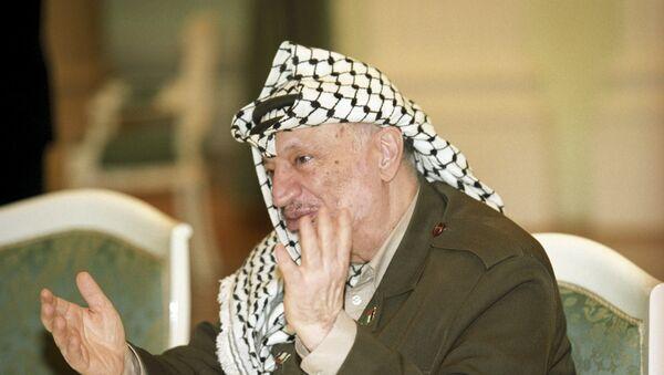 Yasir Arafat, expresidente de la Autonomía Nacional Palestina - Sputnik Mundo