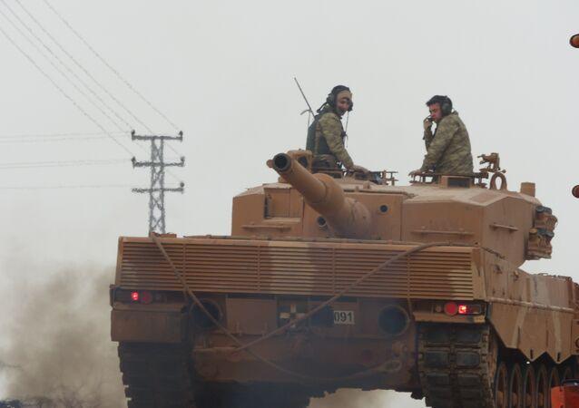Operación turca en Siria (archivo)