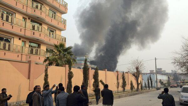Ataque a la oficina de la ONG Save the Children en la ciudad afgana de Jalalabad - Sputnik Mundo