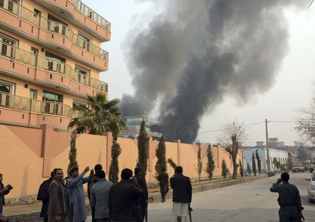 Ataque a la oficina de la ONG Save the Children en la ciudad afgana de Jalalabad