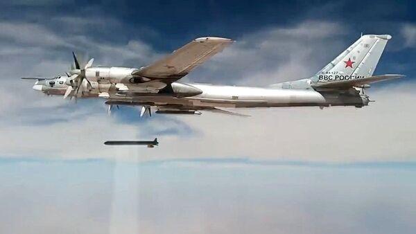 Un misil Kh-101 - Sputnik Mundo