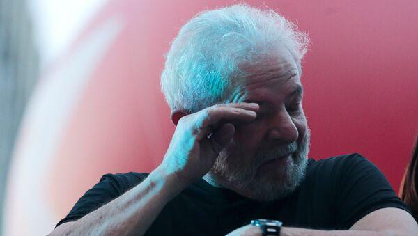 Expresidente de Brasil, Luiz Inácio Lula da Silva - Sputnik Mundo