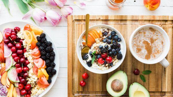 Desayuno saludable (imagen referencial) - Sputnik Mundo