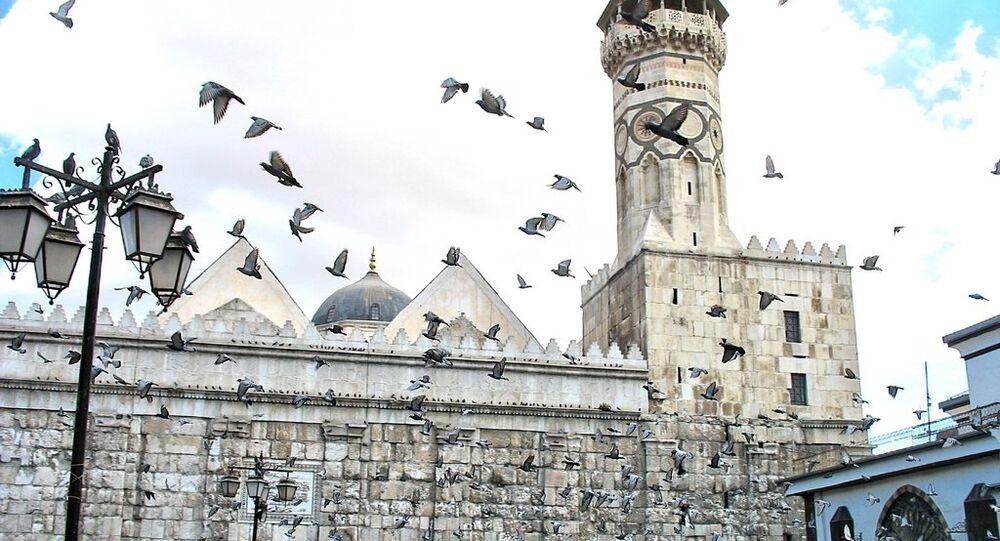 Damasco, capital de Siria (imagen referencial)