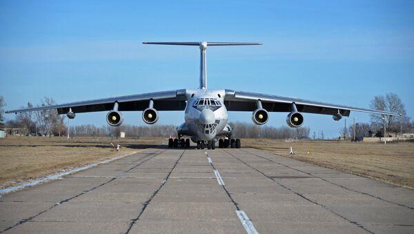 Avión de reabastecimiento IL-78 - Sputnik Mundo