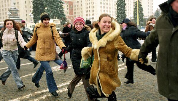 De la URSS hasta la fecha: la historia universitaria a través de los rostros de los estudiantes - Sputnik Mundo