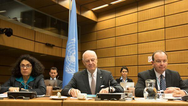 Las negociaciones sobre Siria en Viena - Sputnik Mundo