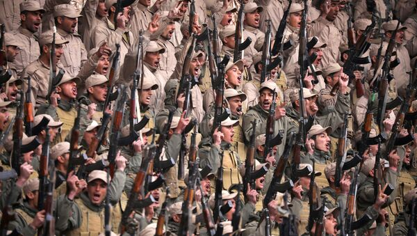 Combatientes de las fuerzas kurdas en Siria - Sputnik Mundo