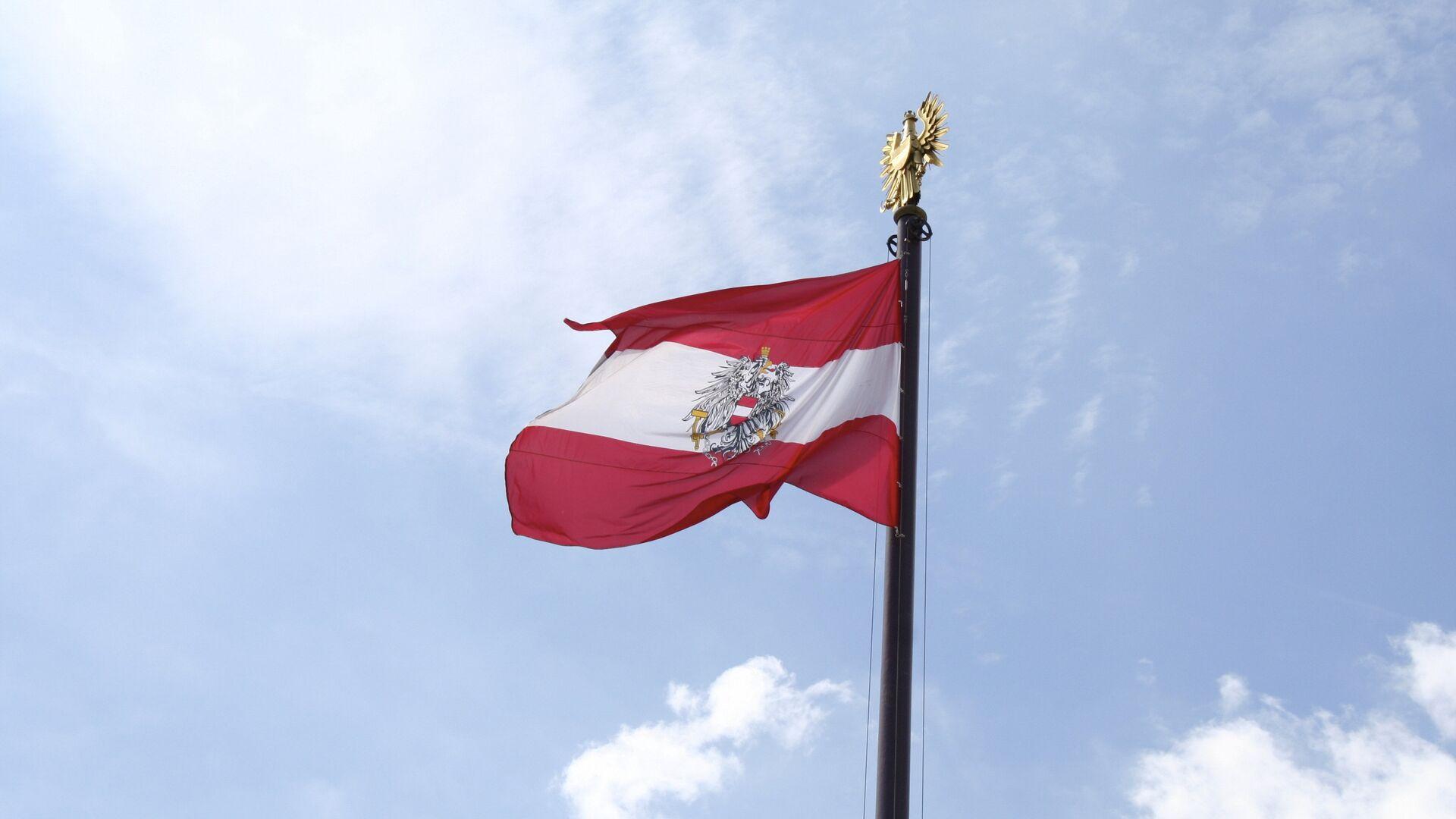 Bandera de Austria - Sputnik Mundo, 1920, 26.05.2021