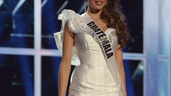Miss Guatemala (imagen referencial) - Sputnik Mundo