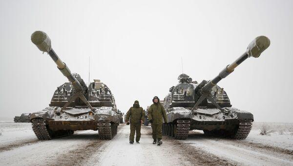 Los preparativos para el desfile del 75 aniversario de la Batalla de Stalingrado - Sputnik Mundo