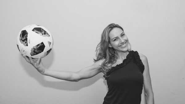 Karen Todoroff - Sputnik Mundo