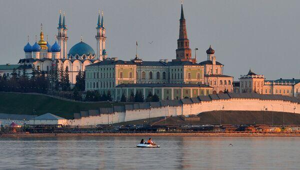 Kazán, la capital de la república rusa de Tartaristán - Sputnik Mundo
