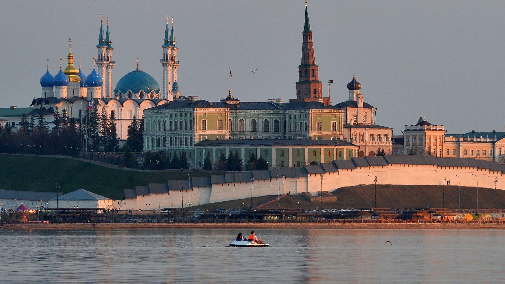 Kazán, la capital de la república rusa de Tartaristán - Sputnik Mundo, 1920, 05.03.2021