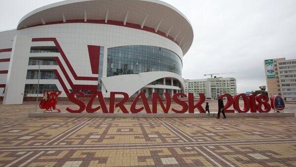Saransk, una de las ciudades que albergará el Mundial 2018 - Sputnik Mundo