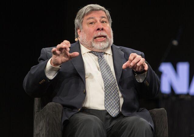 Steve Wozniak, cofundador de Apple