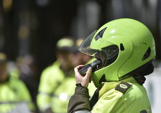 Policía de Colombia (imagen referencial)