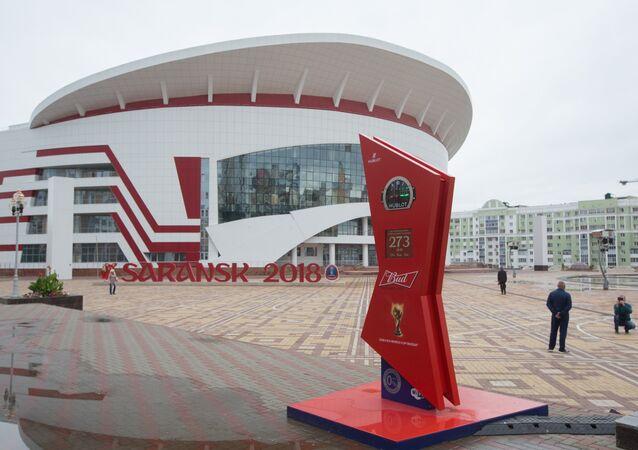 Saransk, una de las ciudades que albergará el Mundial 2018