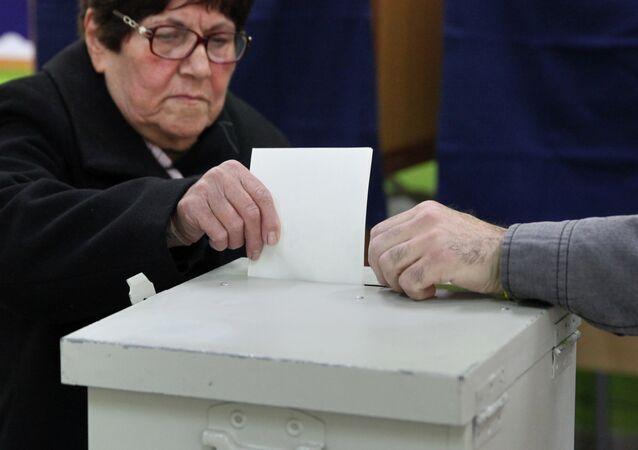 Más de medio millón de chipriotas eligen al presidente