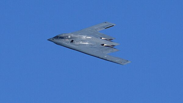 El bombardero estratégico B-2 Spirit - Sputnik Mundo