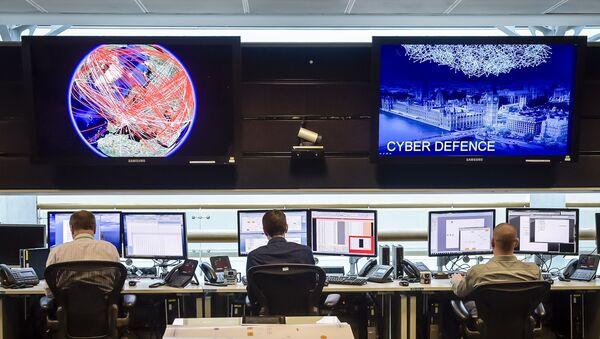 El Cuartel General de Comunicaciones del Gobierno (GCHQ, por sus siglas en inglés), uno de los tres servicios de inteligencia británicos - Sputnik Mundo