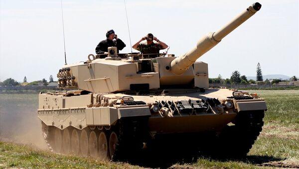 Tanque Leopard 2A4 - Sputnik Mundo