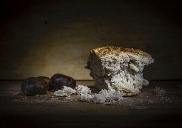 Trozo de pan (imagen referencial)