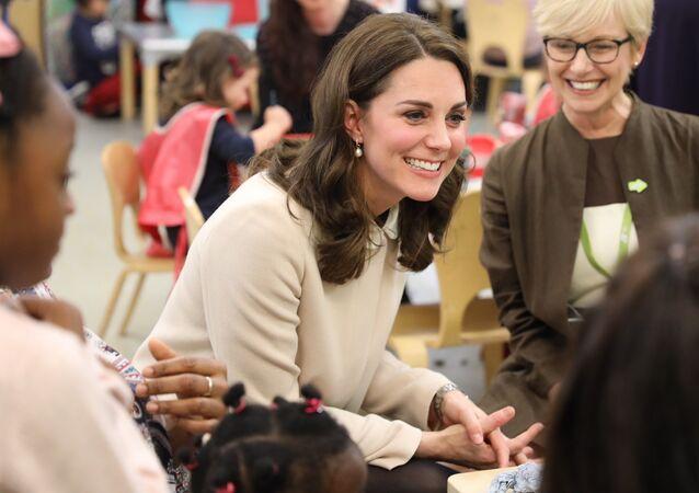 La duquesa Catalina de Cambridge