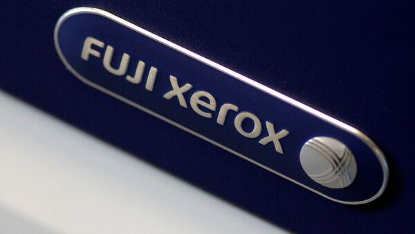 Logo de Fujifilm y Xerox - Sputnik Mundo