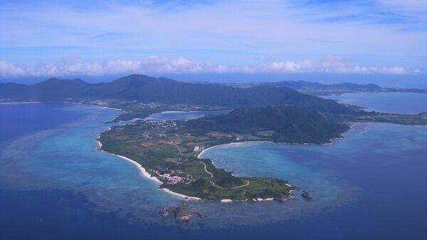 Una isla en el mar de China Oriental  - Sputnik Mundo