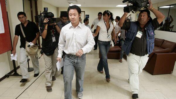 Kenji Fujimori, hijo del expresidente Alberto Fujimori - Sputnik Mundo