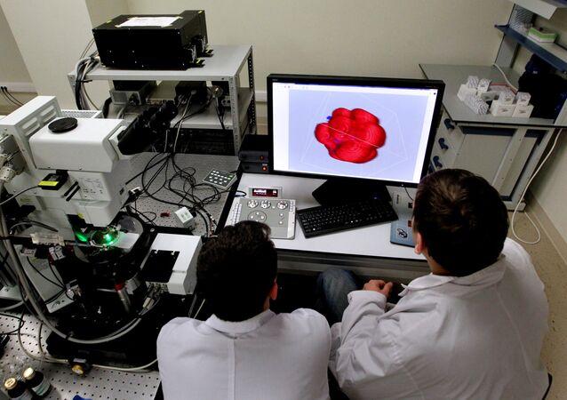 Científicos (imagen referencial)
