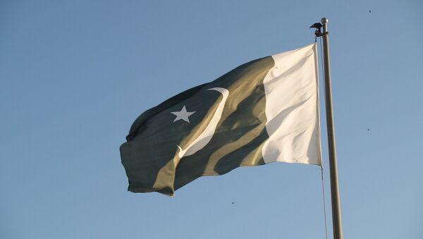 La bandera de Pakistán - Sputnik Mundo