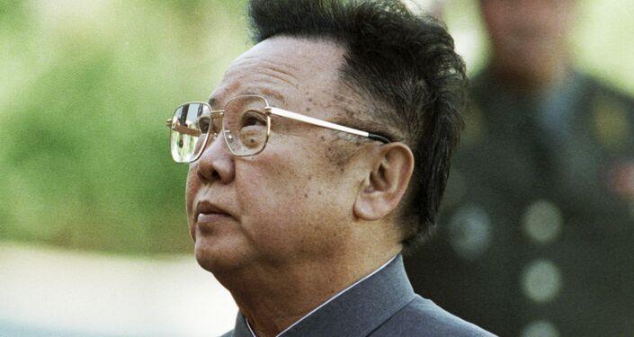La visita de Kim Jong-il a Moscú, 2001