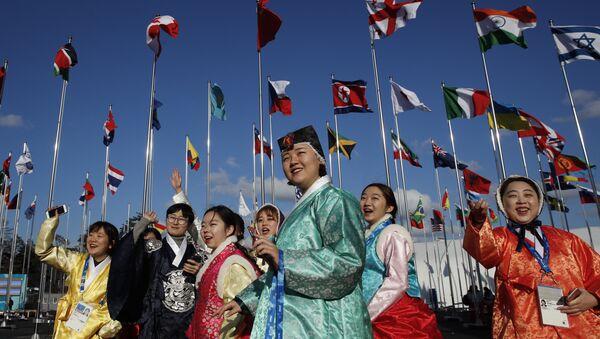 Juegos Olímpicos 2018 de Invierno en Pyeongchang - Sputnik Mundo