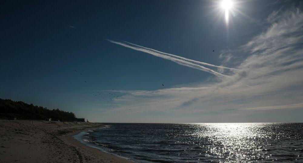 El mar Báltico, la 'cuna' del Nord Stream 2
