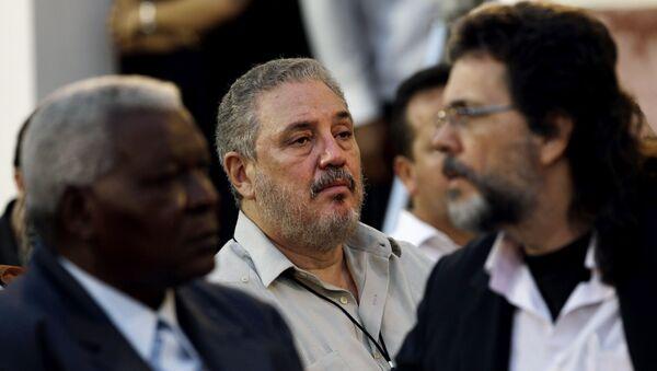 Fidel Castro Diaz-Balart, hijo de Fidel Castro - Sputnik Mundo