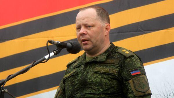 Vladímir Kónonov, ministro de Defensa de la RPD - Sputnik Mundo