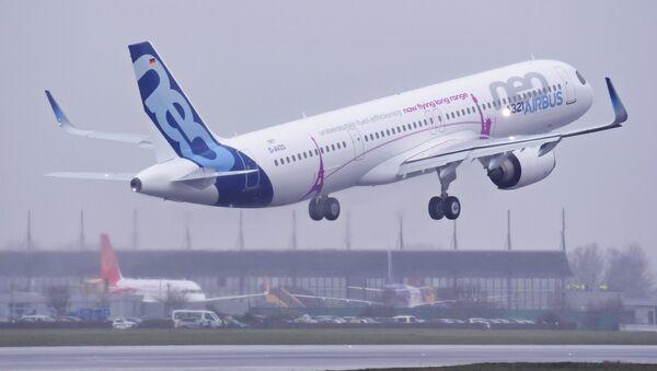 Airbus A321LR - Sputnik Mundo