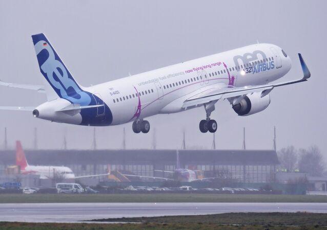 Airbus A321LR