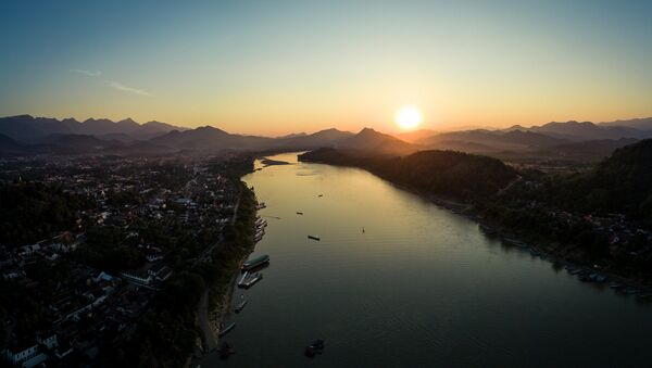 Mekong, Laos - Sputnik Mundo