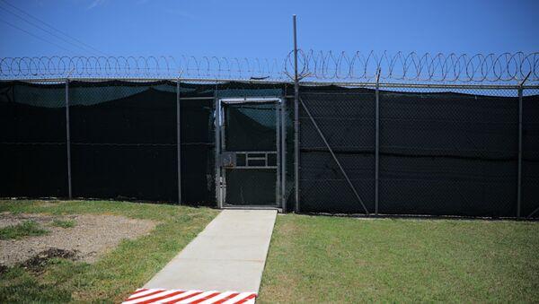 La cárcel de Guantánamo - Sputnik Mundo
