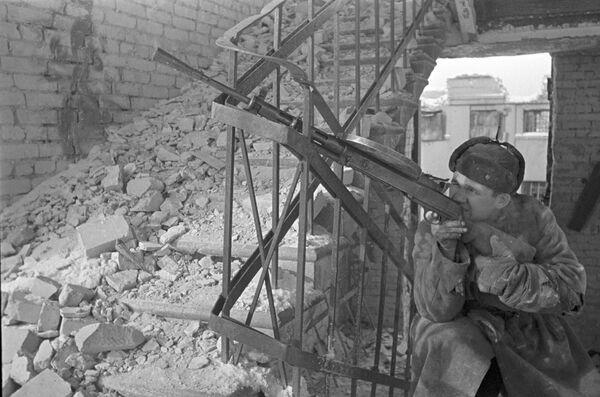Las imágenes más cruentas de la Batalla de Stalingrado: 200 días para alcanzar la victoria - Sputnik Mundo