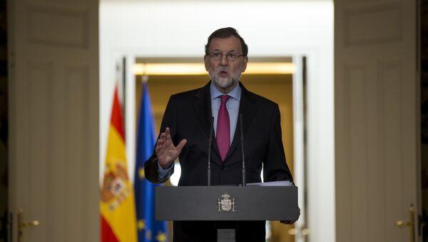 Mariano Rajoy, el expresidente del Gobierno español - Sputnik Mundo