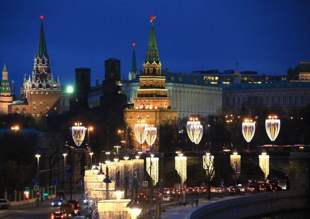 El Kremlin de Moscú (archivo)