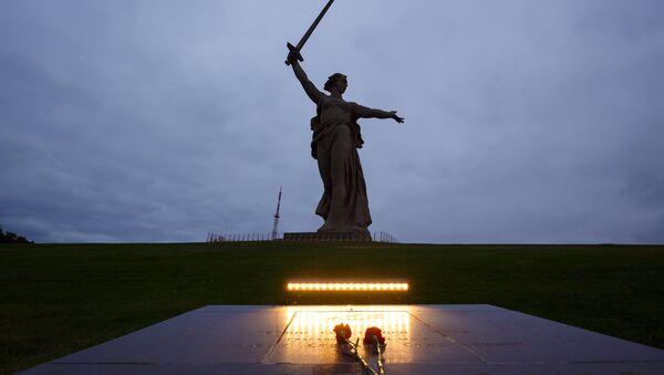 Ciudad rusa de Volgogrado - Sputnik Mundo
